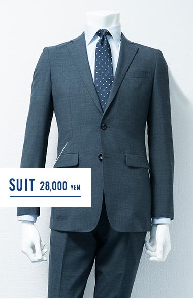 suit 28,000 yen