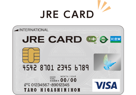 JRE CARD