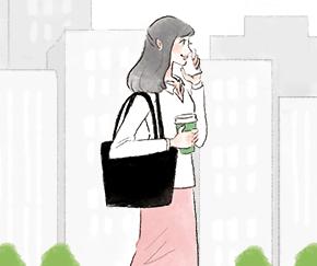 先輩女子のホンネに学ぶ!「女子ならでは」の オフィスのお悩み解決法!