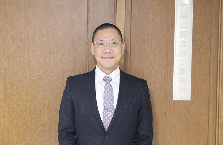竹尾 元宏さん