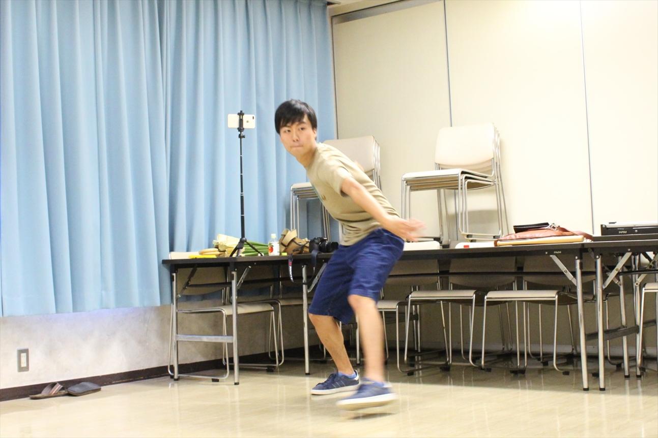 京大キャップ投げ倶楽部