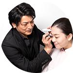 KOSÉ Make-up Artist 石井 勲
