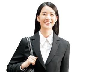【AOYAMA FOR WOMEN】長期にわたる就活を強力支援美しさも兼ね備えた高機能スーツ