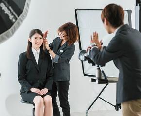【¥1,080 OFF!】創業83年を誇る伝説の写真室で最高の1枚を。