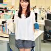 【社会人インタビュー】TBSテレビ アナウンサー 枡田絵理奈さん