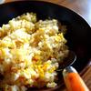 【簡単学生メシ】納豆、豚キムチ、バター。チャーハンのこだわり&オススメの具