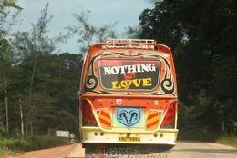 ブラジルのバスには「話し相手が必要な人」のための座席があるらしい!