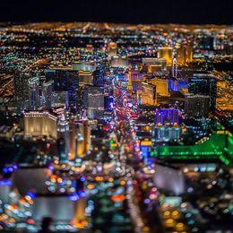 【米国発】空からみる絶景! 上空から撮影したラスベガスが美しすぎる!