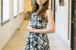 【ミス立教2015候補】経済学部3年、東元奈江さん 画像一覧
