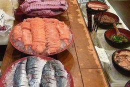 【食べ放題】好きな刺身を好きなだけ! TVでおなじみの食べ放題のマイ海鮮丼「浅草橋・たいこ茶屋」