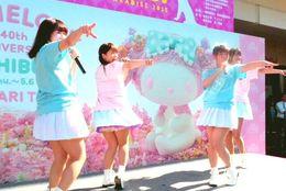 【ユニドル】現役ワセ女アイドル!  早稲田大学「ももの神づめ」は昭和でスポ根系!?