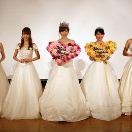 【ミスソフィア2015】グランプリは上智大学文学部3年、石本花さんに決定「青春できました」