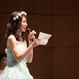 【潜入レポ】「ミス慶應コンテスト2015」ファイナル! 女子大生6人が艶やかなカラードレス姿で登場