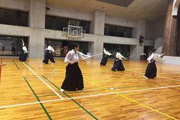 学ぶ全てが役に立つ! 京都造形芸術大学の「古武道 玄流 活殺術」てなに?