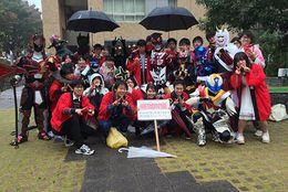 マニア必見? 大学最大の特撮サークル、早稲田の怪獣同盟のショーがプロ顔負けのクオリティだった!