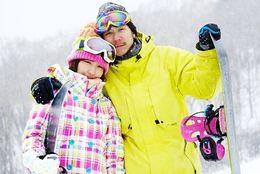 ゲレンデの注目独占!かっこいい・かわいい人はここが凝ってる!? スノボ・スキーのモテファッションアイテム