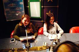 学生団体Farwdが、スタジオ・イクスピアリにてネットラジオ番組を収録開始