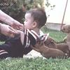みんな赤ちゃんが大好き♪ 動物と赤ちゃんの癒やし画像 10選
