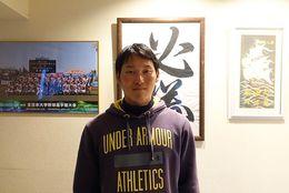 ストレートは150km超! プロ大注目の東海大学野球部のエース・丸山選手「憧れは岩隈投手」