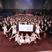日テレ入社式に岡田将生、松坂桃李、柳楽優弥が登場! 「偉くなってキャスティングして」