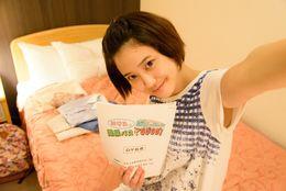 美しすぎる現役女子大生、山崎紘菜の「アイアムアヒーロー」撮影ショット