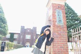 【女子大生あぐ味のキャンパス探訪】春休みで誰もいないから、おしゃれな立教大学の図書館でひと暴れしてきた