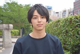 日本大学経済学部 ミスター三崎コンテスト2016エントリーNo.1藤原隆介さん
