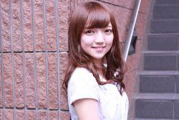 日本大学法学部 ミスフェニックスコンテスト2016エントリーNo.3山田梨央さん