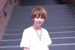 日本大学法学部 ミスターフェニックスコンテスト2016エントリーNo.1相原大輝さん