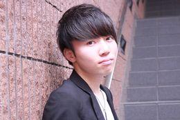 日本大学法学部 ミスターフェニックスコンテスト2016エントリーNo.2小西龍也さん