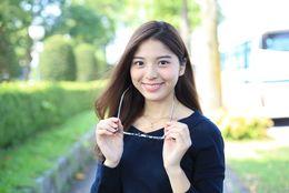 【ミスメガネ女子コンテスト!】ミスソフィアエントリーNo.1天野一菜さん