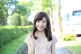 【ミスメガネ女子コンテスト!】ミスソフィアエントリーNo.2十代田奈菜さん