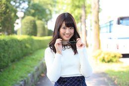 【ミスメガネ女子コンテスト!】ミスソフィアエントリーNo.4田中陽南さん