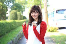 【ミスメガネ女子コンテスト!】ミスソフィアエントリーNo.5片田亜莉紗さん