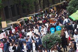 5年越しの待望の復活! 早稲田祭「屋台コンテスト」が復活
