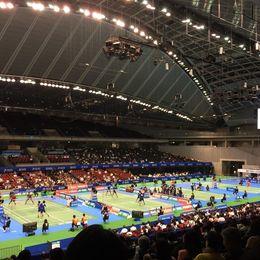 バドミントン好き必見! 東京で世界レベルのプレーが観戦できる「YONEX OPEN JAPAN」って?【学生記者】