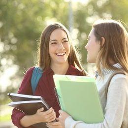 新学期に心がけよう! 友達に自分から話しかけるメリット&コツ
