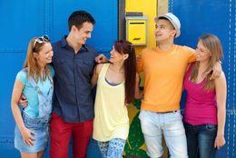「自分は友達が少ない」と自覚している大学生は78.3%