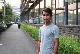 【マイナビ学生の窓口】 学窓ラボインタビュー Vol.2:原田圭さん「自分たちが大学スポーツを変える」
