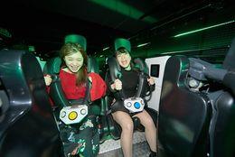 【駅チカ遊びスポット!】雨の日ゼロ!紫外線もほぼゼロ♥な 東京ジョイポリスで、女子大生が遊び倒してきた!!