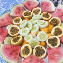 とっても甘いタンザニアのフルーツ! 一度食べたら忘れられないおいしさ|#インスタ映え@アフリカ