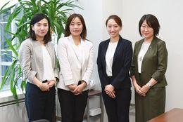 人気企業4社の人事労務&ダイバーシティ推進担当者が語る!女性活躍推進の取組って?