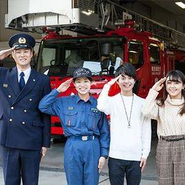 「消防官=マッチョの火消し軍団」というイメージはただの思い込みだった!?