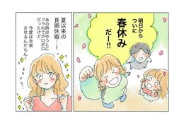 Vol.14  春休みの挑戦【イツカの王子さま】
