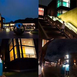 夜に楽しむ美術館!? 夜景xアートの新しい楽しみ方がステキすぎ!