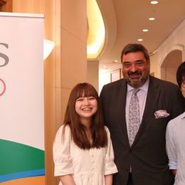 "What does it mean to boost the Tokyo Olympics with ""broadcast""?   I went to ask the big shot directly! #大人の社会見学"