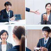結果を出す社会人がやっている! ビジネスシーンで印象を上げる笑顔テクニック BEST5!