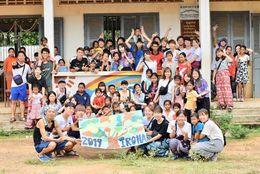 【団体紹介】カンボジアに継続的な教育支援を!立命館大学IROHA