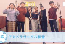 【アカペラサークル和音 @和歌山】を紹介!一緒にアカペラのパフォーマンスを楽しもう!#春からFES2021