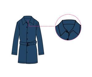 どうせ脱ぐものなのでコートは手持ちのものでもいいでしょうか